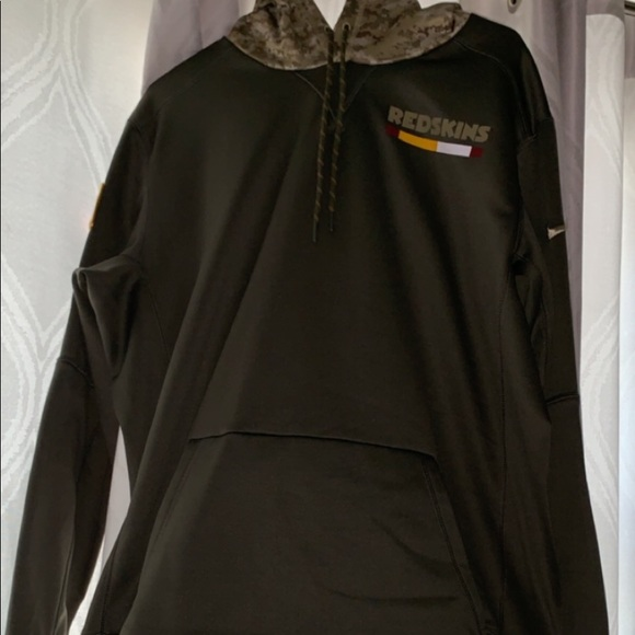 big sale d6025 5948a Washington Redskins special edition hoodie